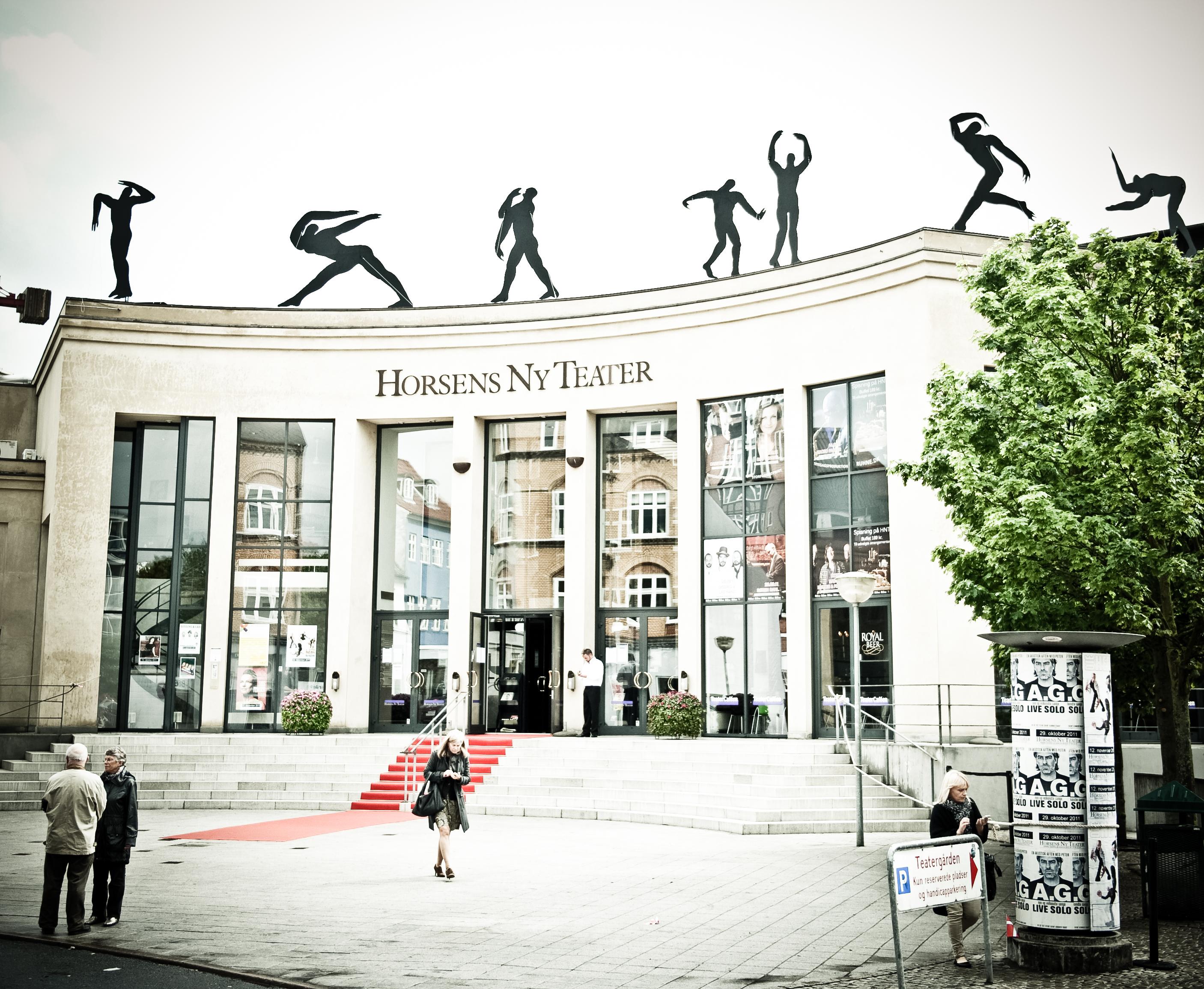avenue teater massage side dk